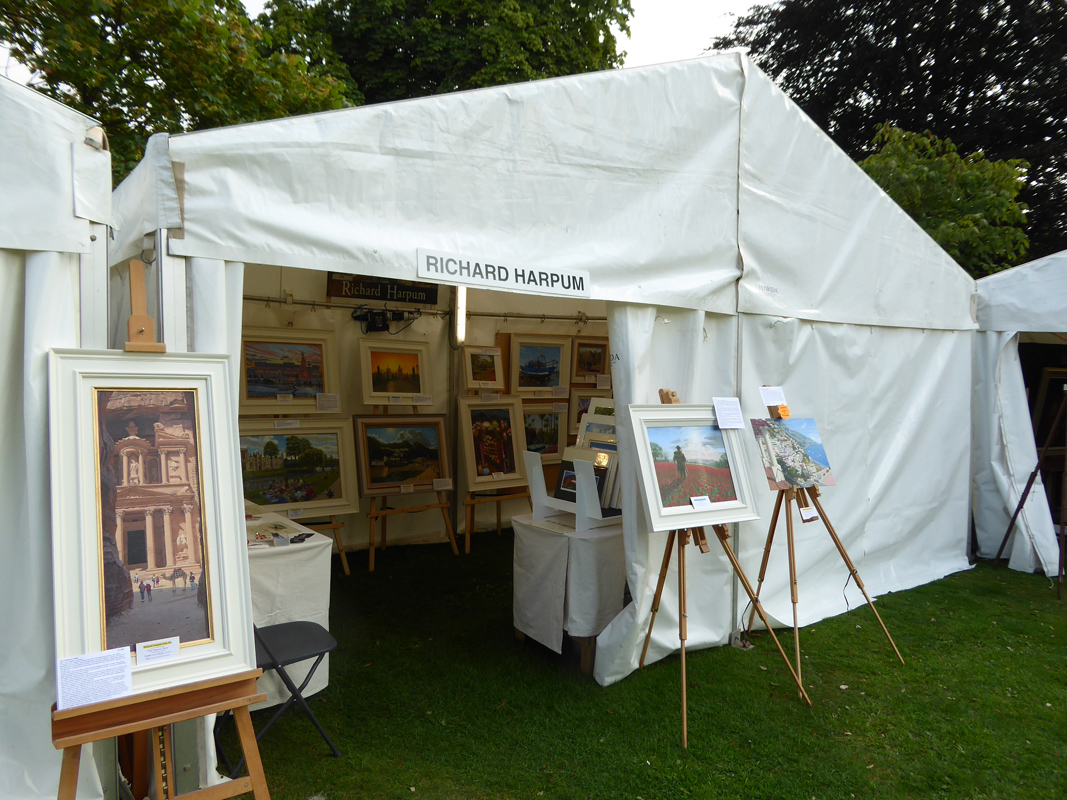 Art in the Gardens, Sheffield, 2014