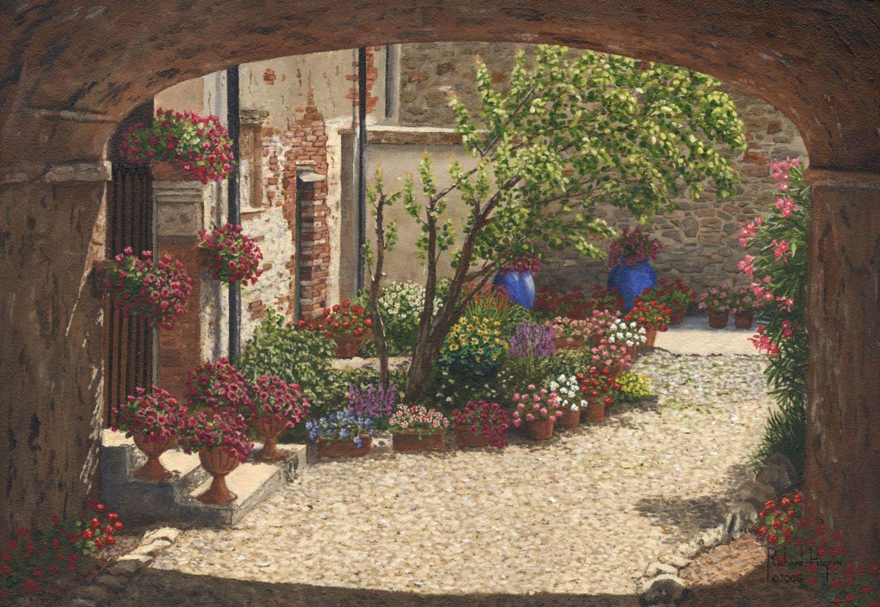 Hidden Garden - Villa di Camigliano, Tuscany